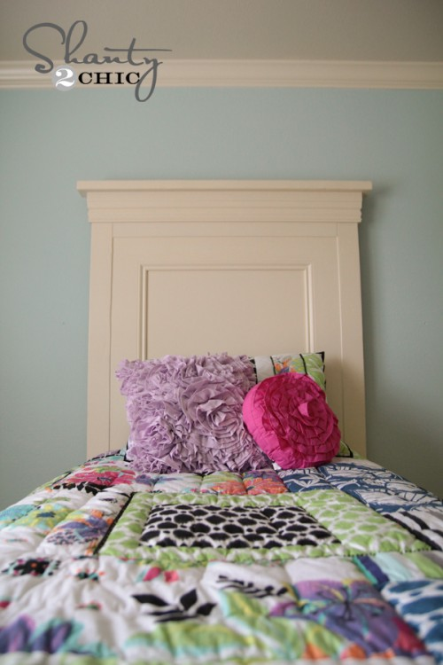 Shanty2Chic DIY Headboard