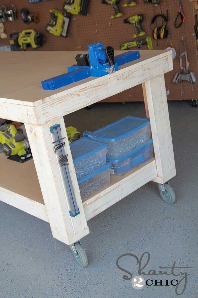 New Year Workbench Baby Shanty 2 Chic
