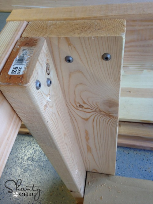 Workbench Legs 2