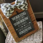 free printable chalkboard quote