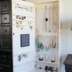 DIY Jewelry Organizer!!