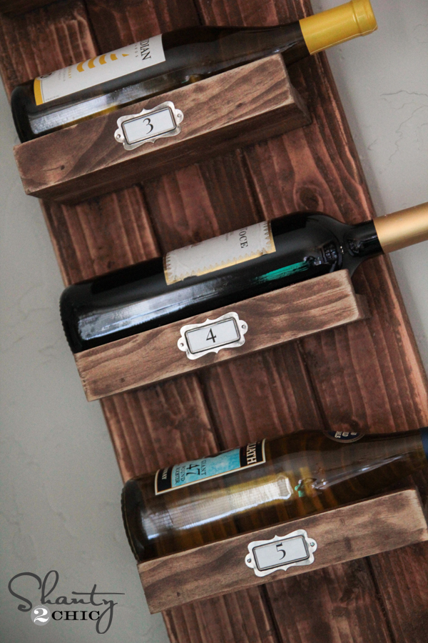 projects wine rack