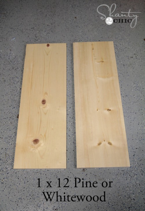 Wood for Toy Storage