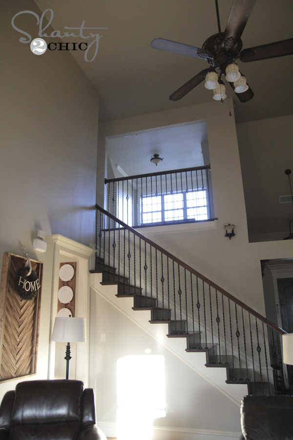 Upstairs Room Ideas