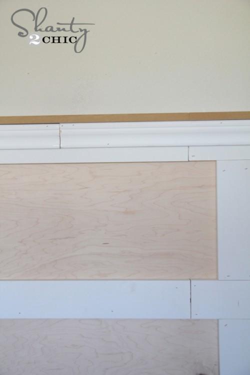 DIY Board and Batten