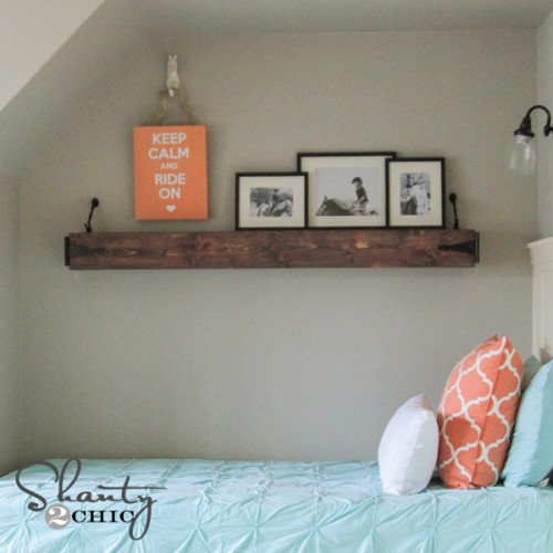 Floating Shelf Shanty2Chic
