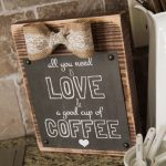 DIY Frame and FREE Coffee Printable!
