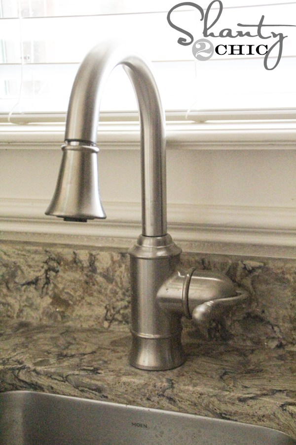 My New Faucets House Update Shanty 2 Chic