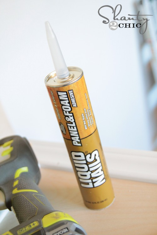 Panel Adhesive for Board and Batten