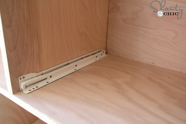 Dry Fit Drawer Slides