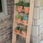 $10 Ladder Planter