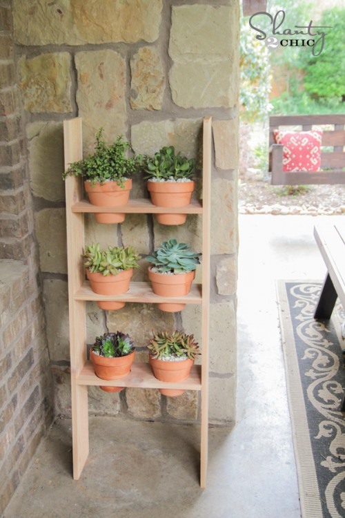 Planter Ladder Tutorial