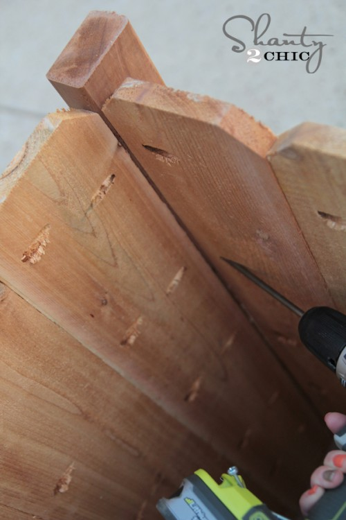 adding pocket hole screws