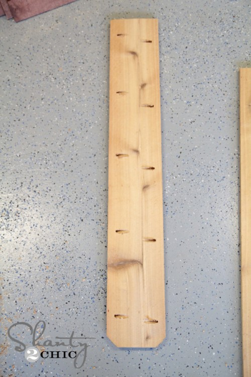 pickets for planter box