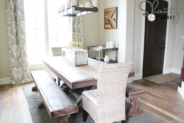 Build A Dining Table How To