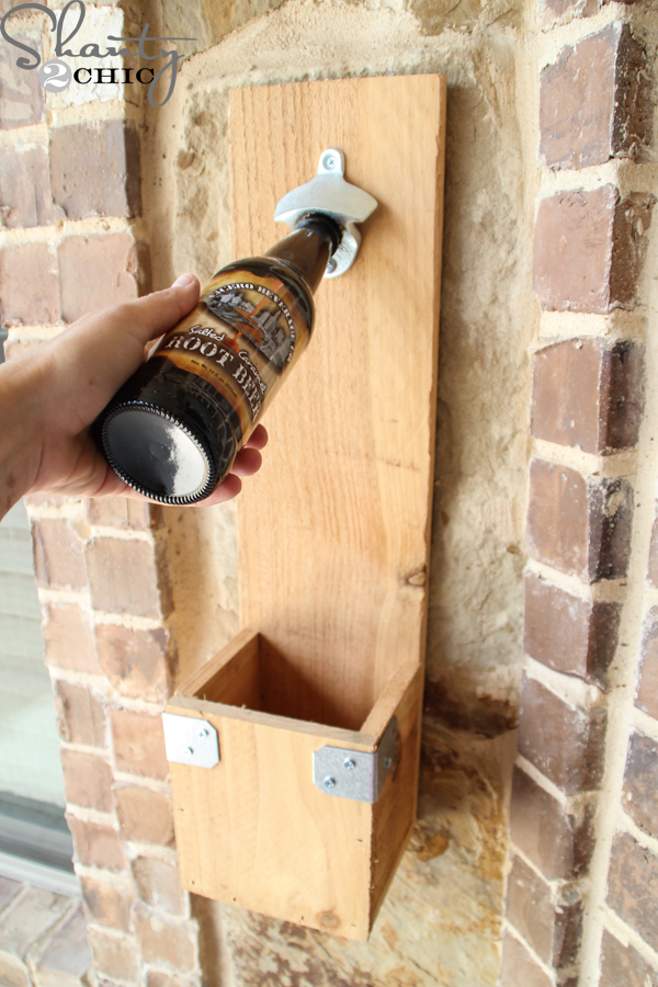 Diy Bottle Opener Shanty 2 Chic