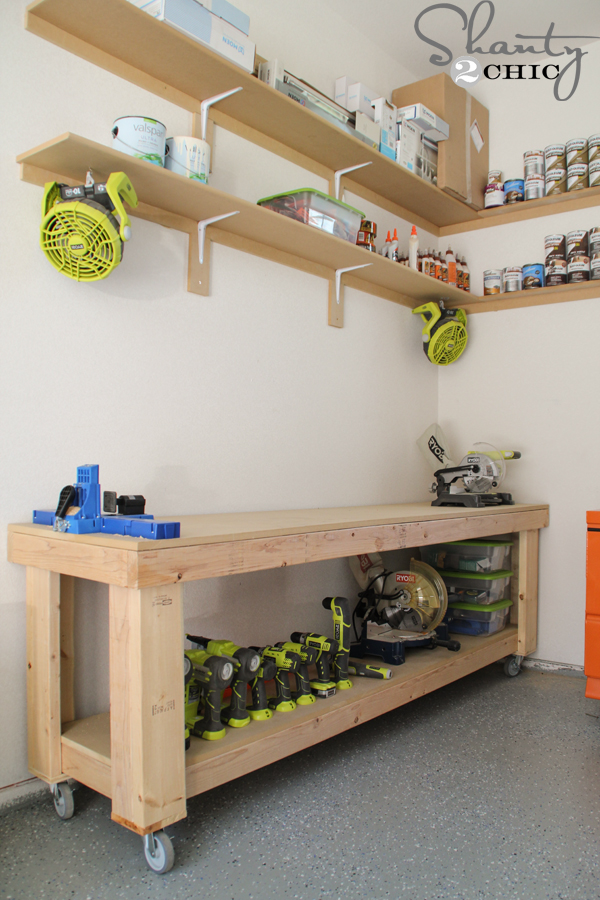workbench diy