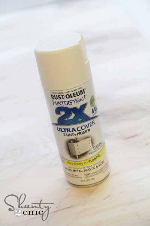 Rustoleum Heirloom White