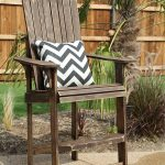 DIY Adirondack Chair – Bar Height