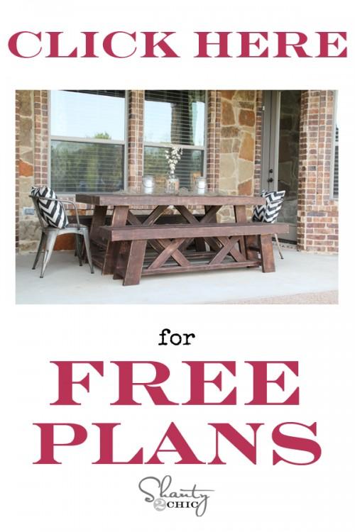 DIY-Outdoor-Bench-Plans
