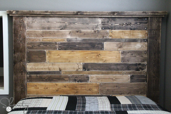 do love the platform bed that I designed for this headboard and you ...