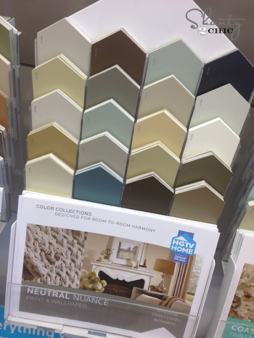 Sherwin Williams HGTV Home Colors