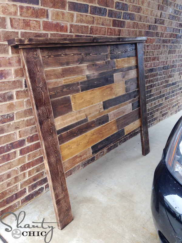 diy planked headboard shanty 2 chic