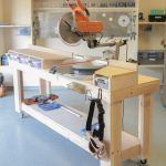 DIY Miter Saw Bench!
