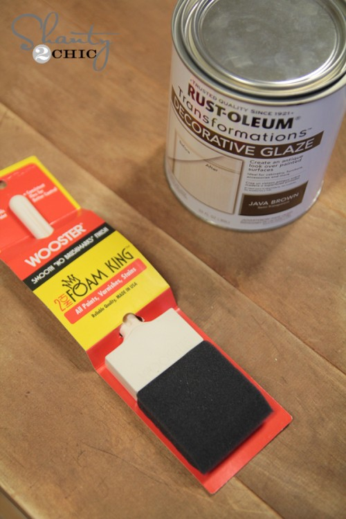 Rustoleum Decorative Glaze