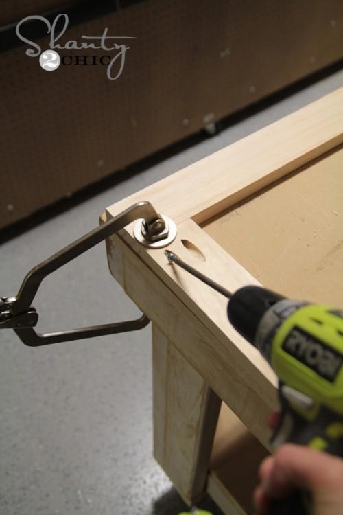building cabinet doors