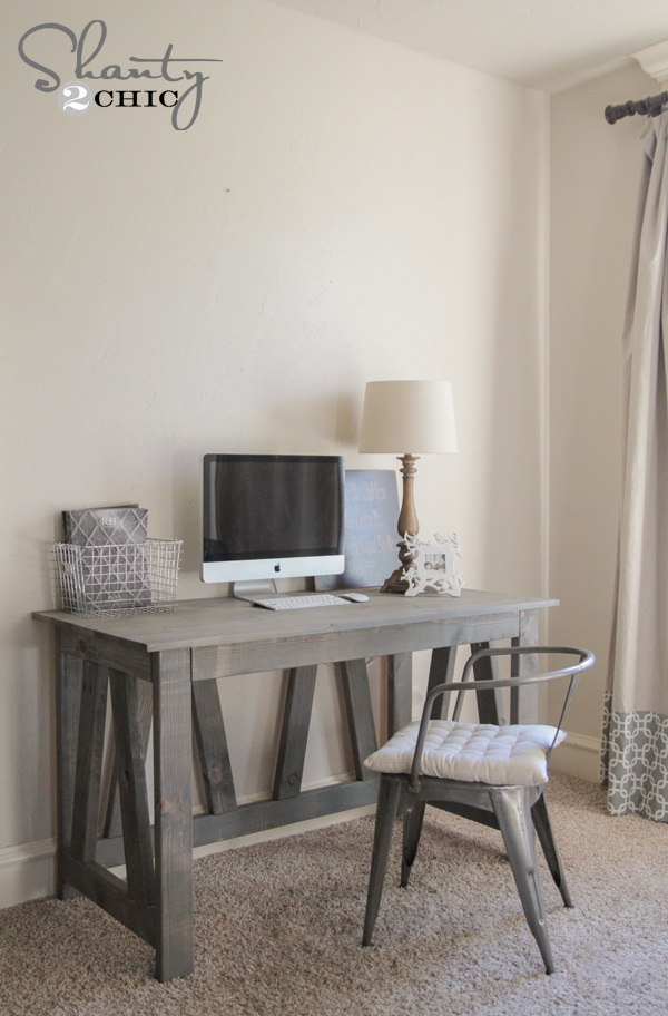 Free Woodworking Plans Diy Desk