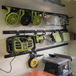 Rubbermaid Garage Organization
