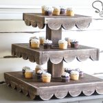 DIY Cupcake Stand – And a Giveaway