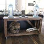 Easy-DIY-Console-Table