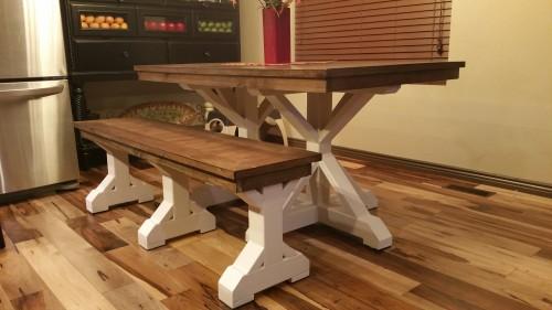 Restoration Hardware Dining Table Shanty 2 Chic