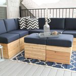 DIY Modular Sectional – Corner Piece Plans