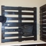 Entry way Rack