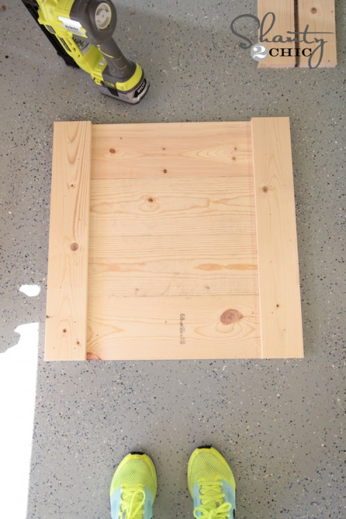 Building a DIY Wood Sign