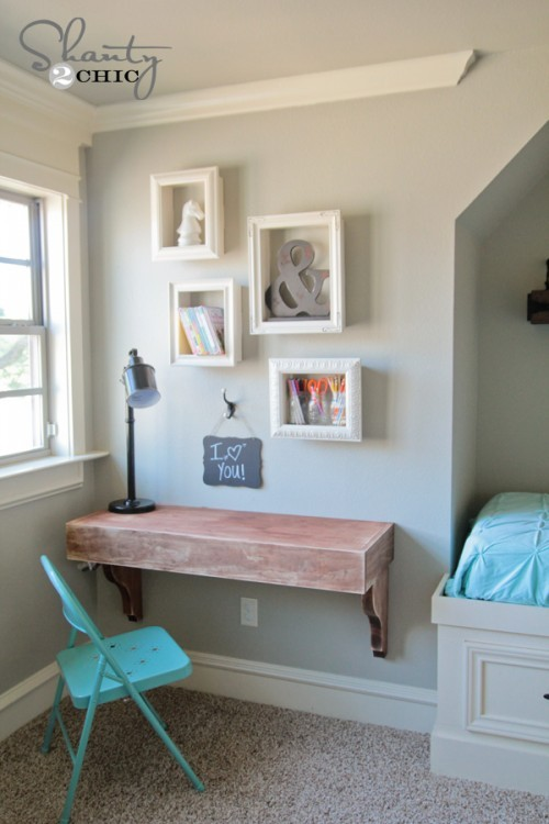 Diy frame shelves 500x750