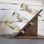 DIY Wine Bottle Holder