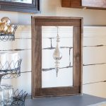DIY Wooden Ornament Frame