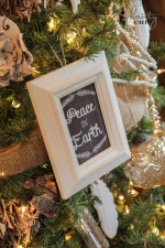 FREE Printable Christmas Ornament Frames