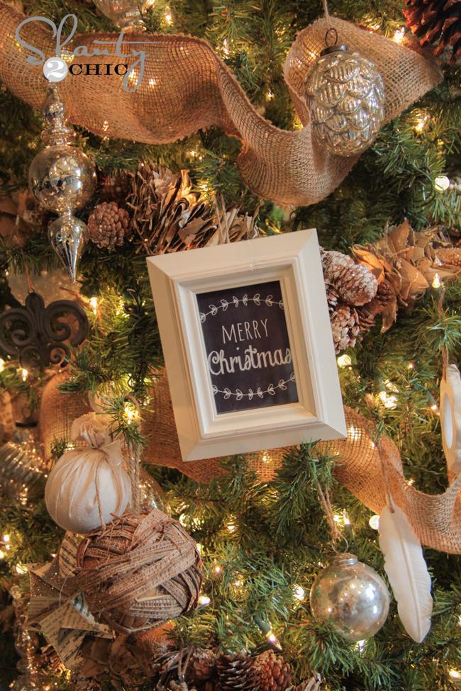 Free Printable Christmas Frames