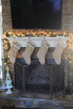 Fireplace Mantle Project