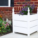 Outdoor Box Planters