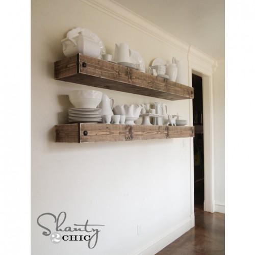 Floating Shelves IG