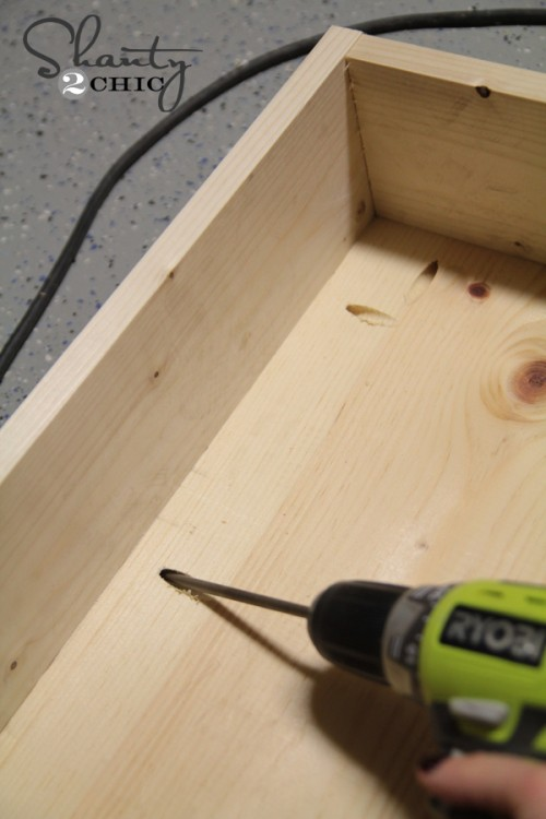 pocket hole screws for shelf