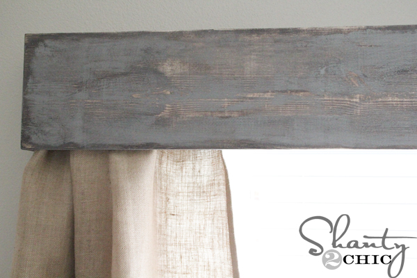 How To Make A Window Valance