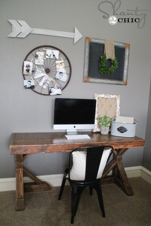 Diy Desk For 70 Shanty 2 Chic
