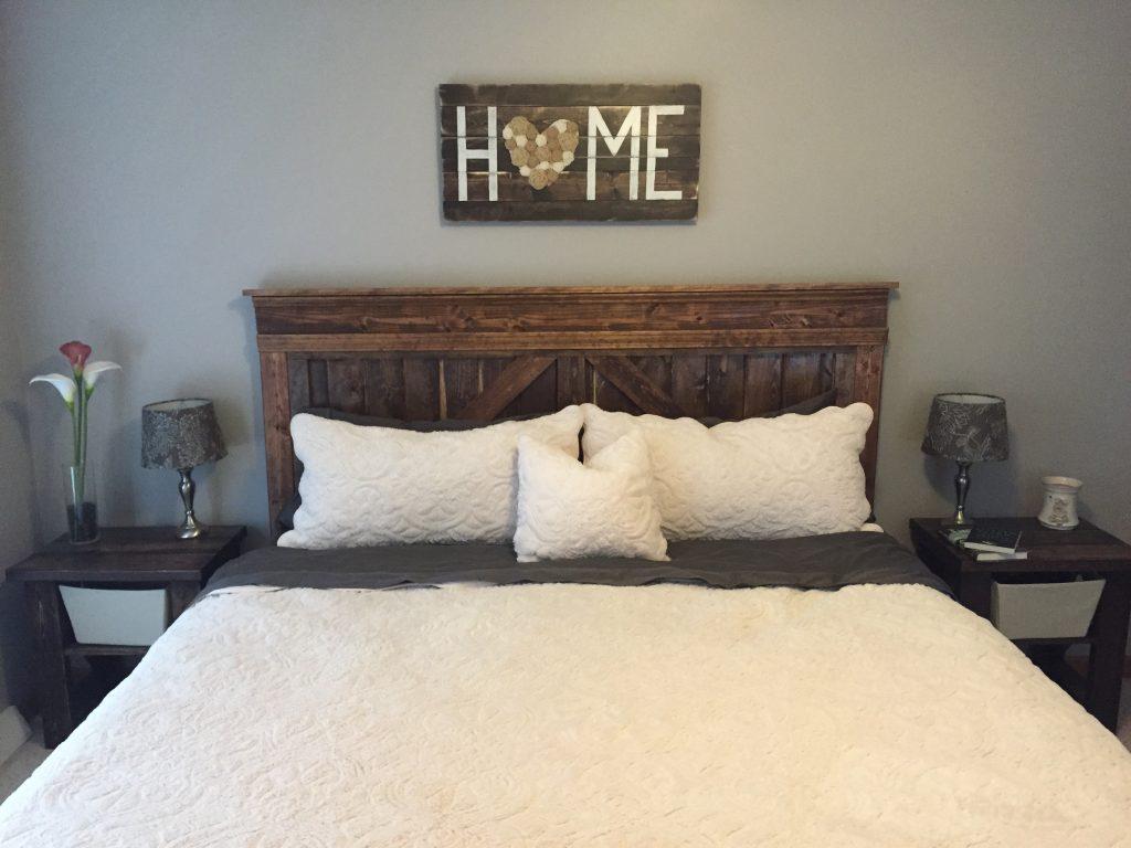 New Bedroom Bed